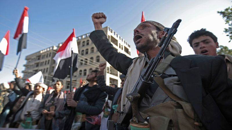 راصد اليمن - US-Iran Clash Over Yemen Highly Likely, Crisis Group Warns